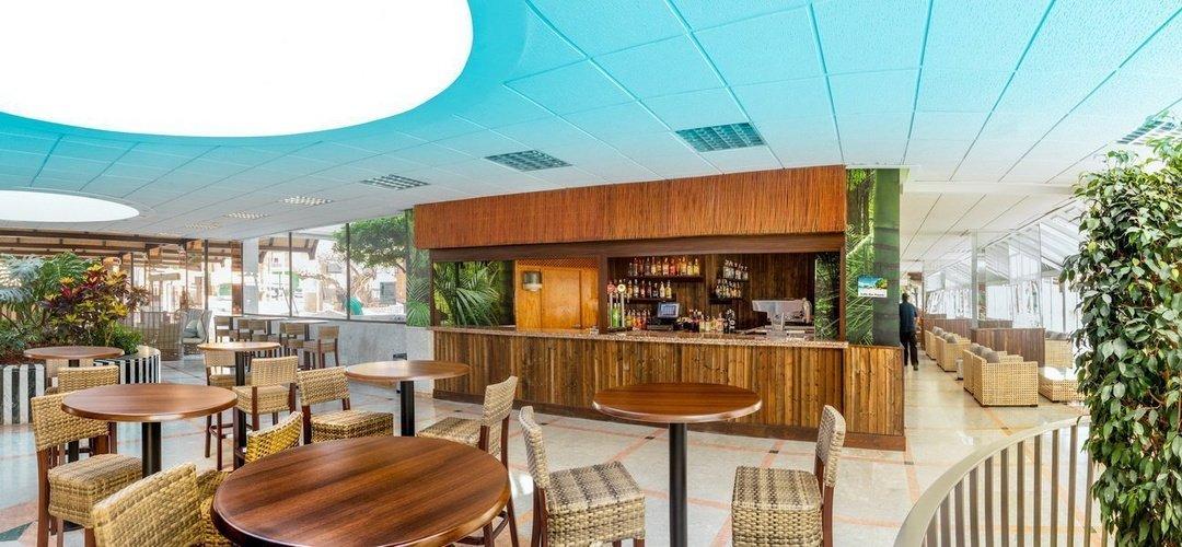 'nassau' Лобби-бар Апарт-отель magic tropical splash бенидорме