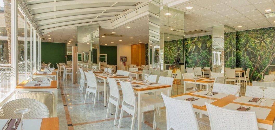 Ресторан 'Тропический' Апарт-отель magic tropical splash бенидорме