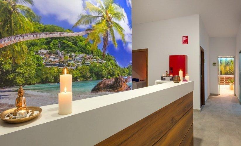 'fountain of youth' Спа и салон красоты Апарт-отель magic tropical splash бенидорме