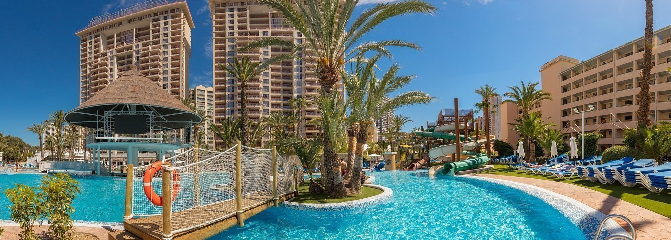 Magic Aqua Experience™ Отель Magic Tropical Splash Water Park, Spa & Caribbean Resort