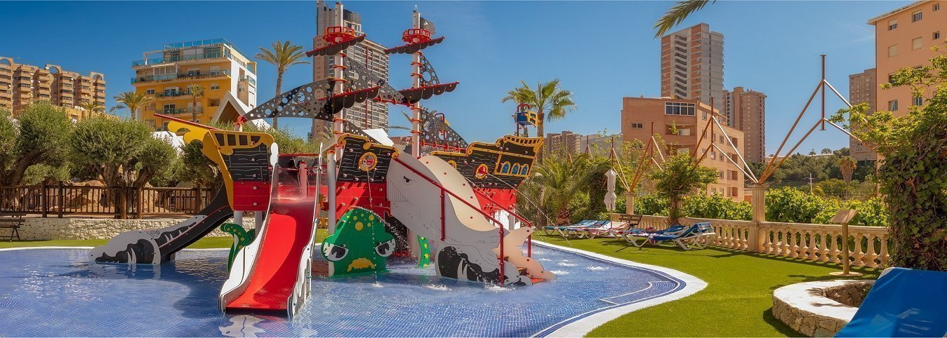 'Black Pearl' Отель Magic Tropical Splash Water Park, Spa & Caribbean Resort