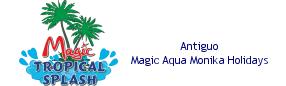 None-звездочный Отель Magic Tropical Splash